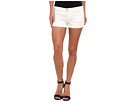 The Basic Cuff Short in White Lines