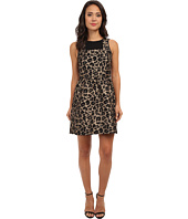 kensie - Leopard Jacquard Dress KS0K7104