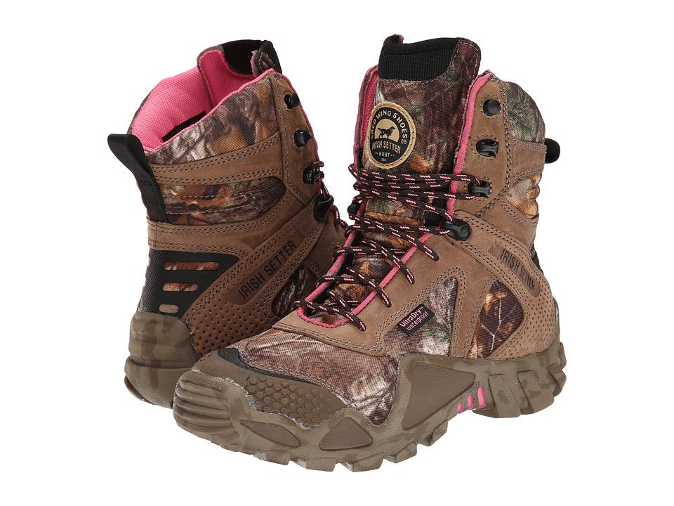 Irish Setter Vaprtrek 02862 (Brown) Women's Work Boots