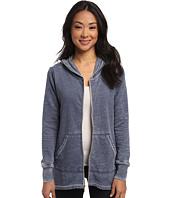Allen Allen - Angled Zip Jacket