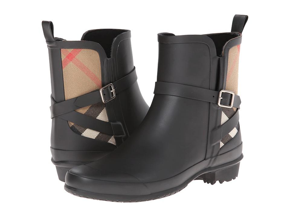 Burberrys Riddlestone (Black) Women's Shoes