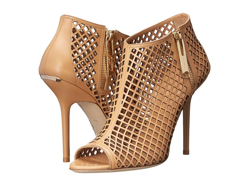Burberry Barmby Tan High Heels