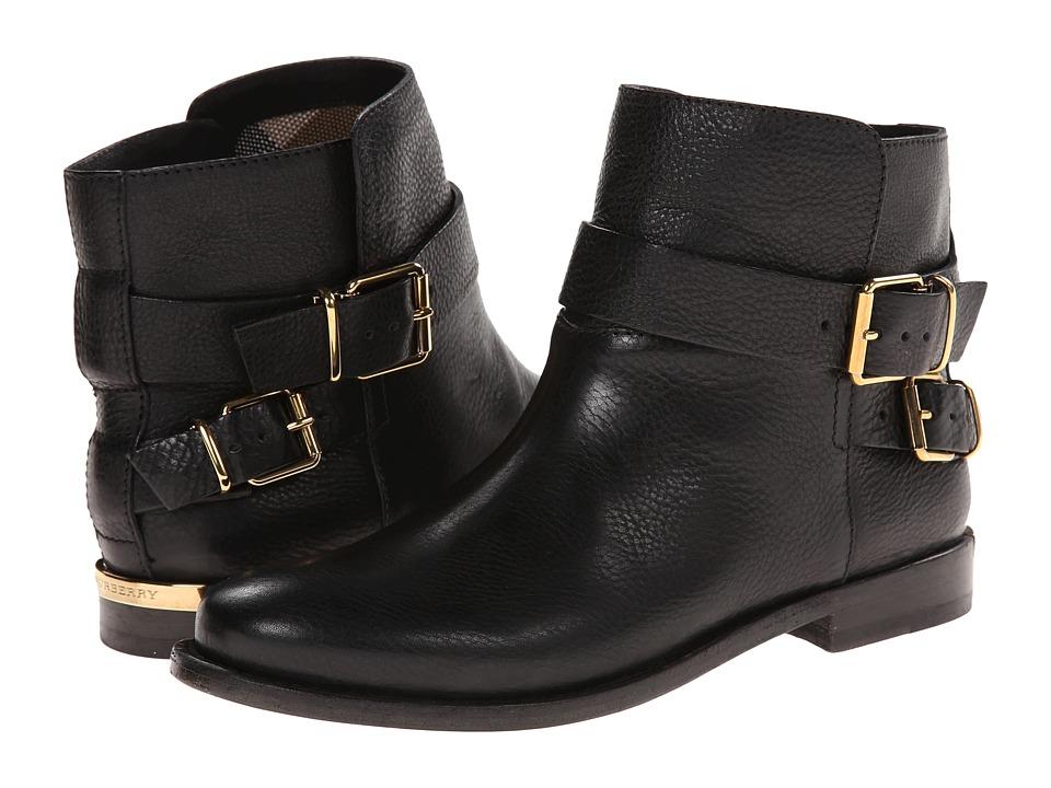 Burberry Kalina Black Womens Shoes