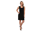 KAMALIKULTURE Go Sleeveless U-Neck Dress (Black)