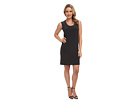 KAMALIKULTURE Go Sleeveless U-Neck Dress (Steel/Stealth Gray/Stealth Gray)