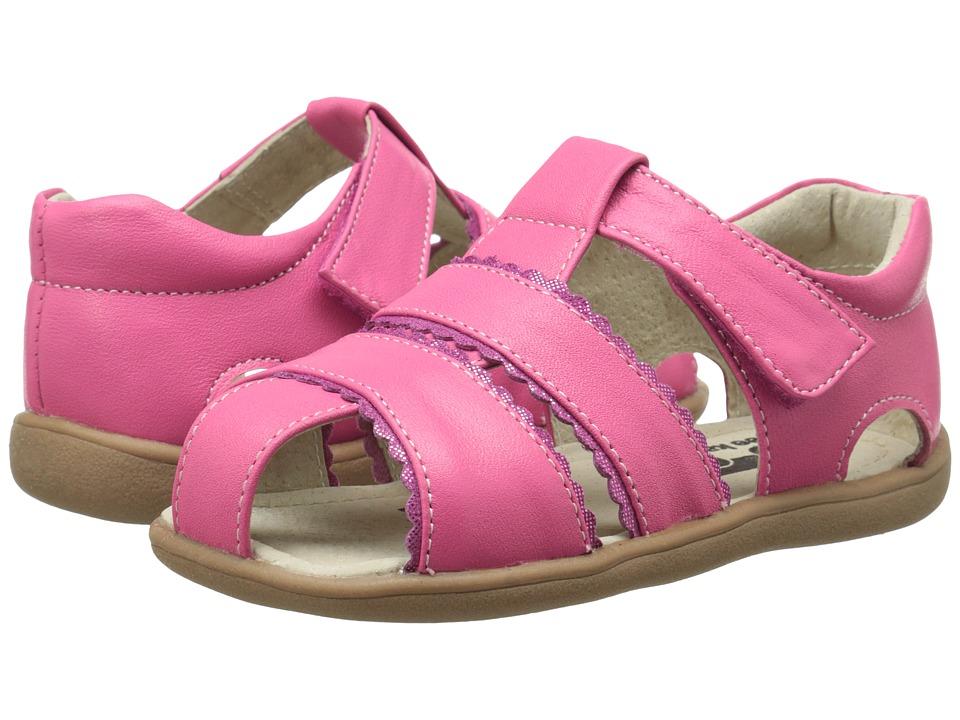 See Kai Run Kids Gloria II Toddler Hot Pink Girls Shoes