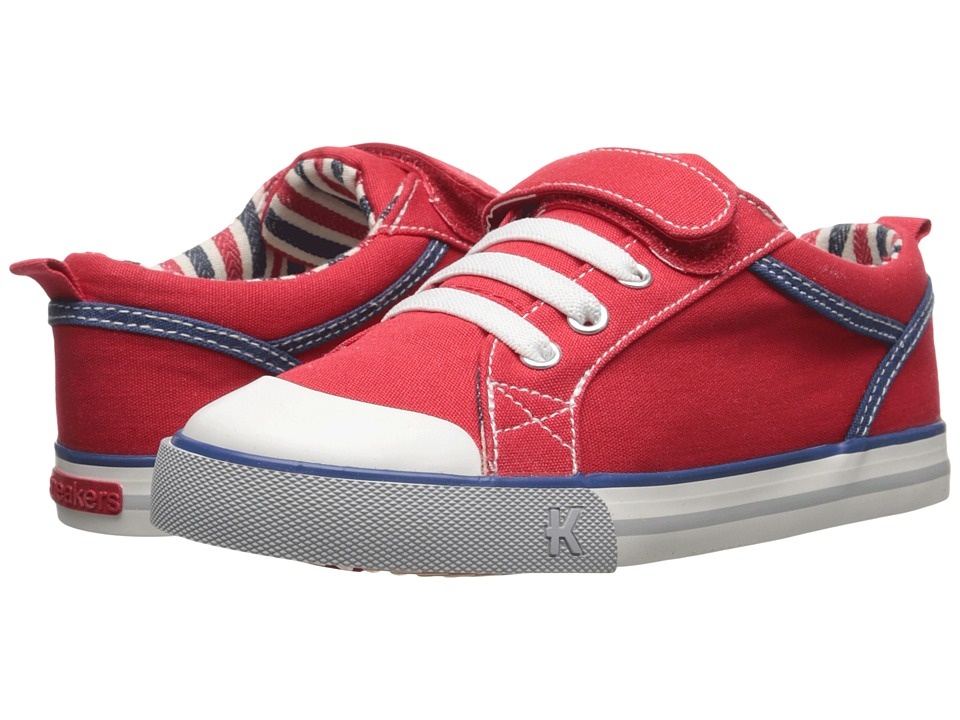 See Kai Run Kids Anders Toddler/Little Kid Red Boys Shoes