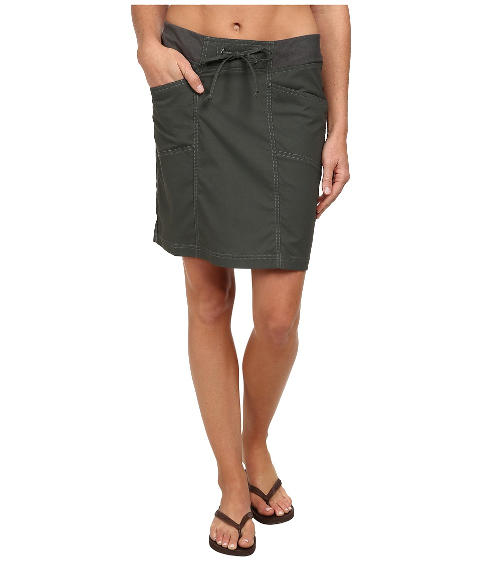 Royal Robbins Jammer Skirt (Obsidian) Women