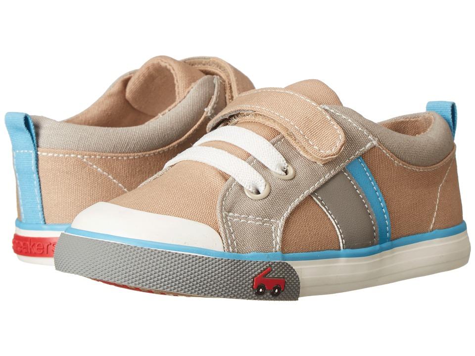 See Kai Run Kids Quinton Toddler Khaki Boys Shoes