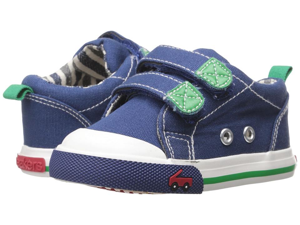 See Kai Run Kids Hess II Toddler Navy Boys Shoes