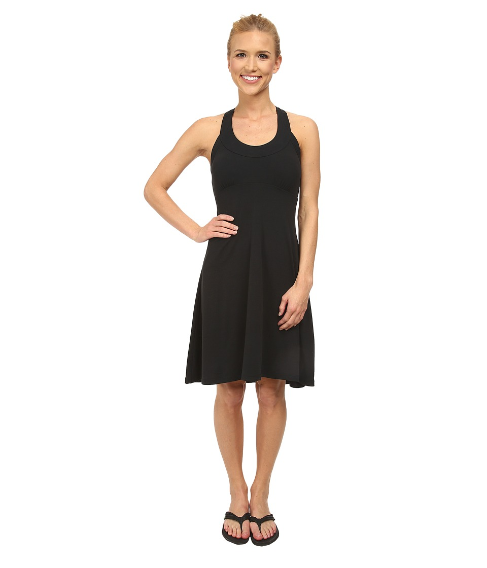 Prana Cali Dress (Black) Women