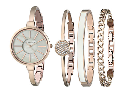 Anne Klein AK-1470RGST - Rose Gold