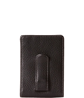Boconi Bags and Leather - Tyler Tumbled RS RFID Two Fold Money Clip