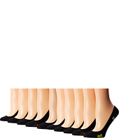 Steve Madden - 10 Pack Athletic Mesh Footie