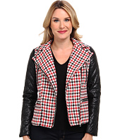 KUT from the Kloth - Plaid Pu Jacket