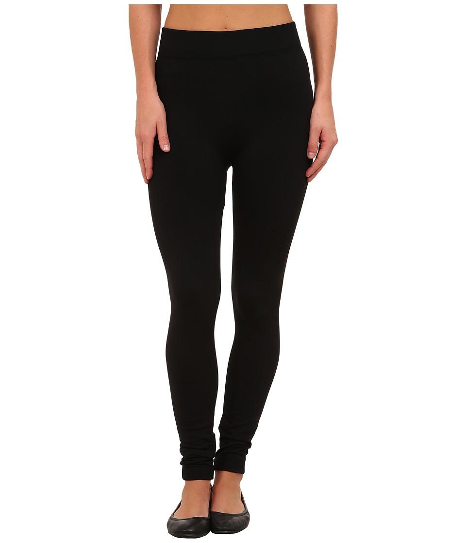 Steve Madden - Fleece Lined Legging (Black) Womens Clothing