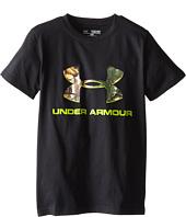 Under Armour Kids - Camo Logo S/S (Big Kids)