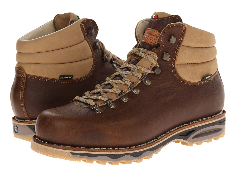 Zamberlan - Gardena NW GTX (Waxed Nut) Mens Shoes