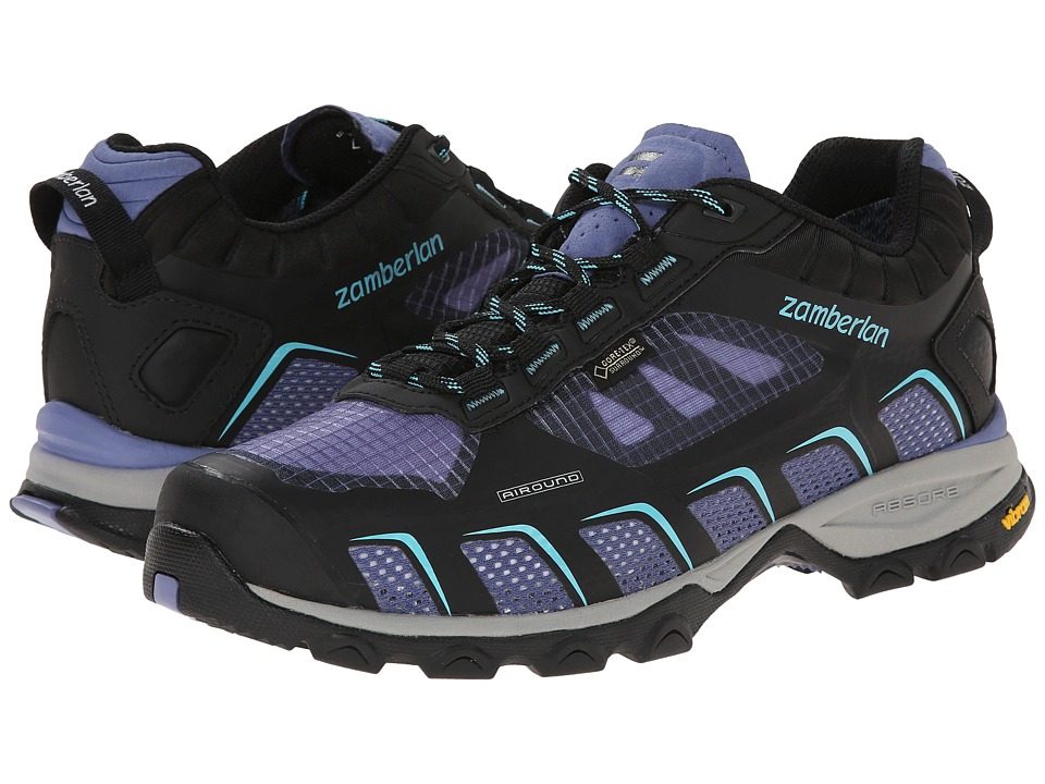 Zamberlan - Air Round Low GTX RR (Lilac) Women