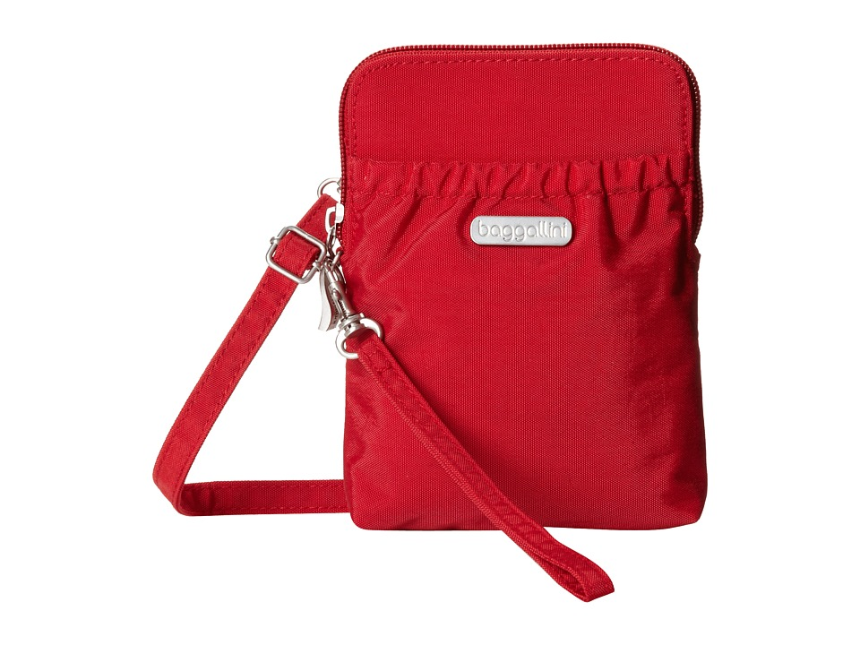 Baggallini - Bryant Pouch (Apple) Cross Body Handbags