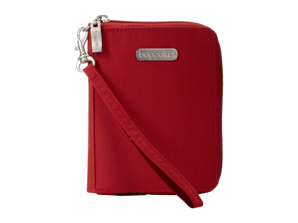 Baggallini Passport Case Apple Wallet