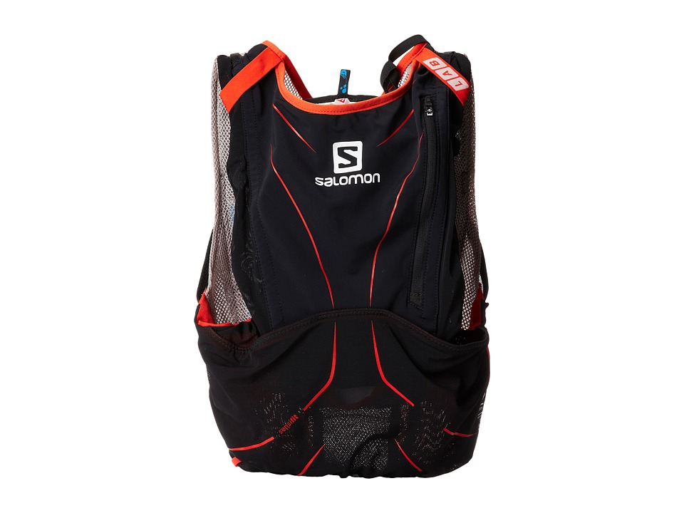 Salomon - S-Lab Advance Skin3 12 Set (Aluminium/Black/Racing Red) Outdoor Sports Equipment