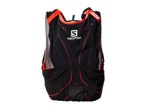Salomon S-Lab Advance Skin3 12 Set - Aluminium/Black/Racing Red
