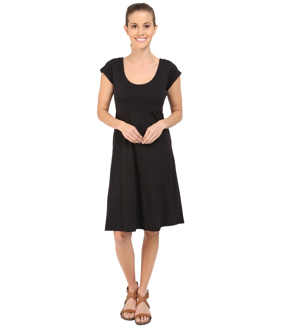 Toad&Co Nena Dress (Black) Women