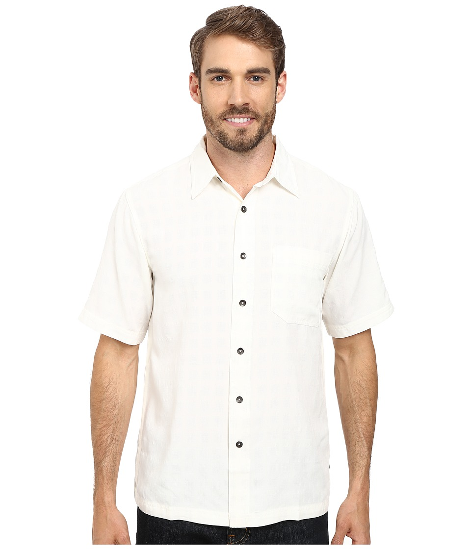 Royal Robbins - San Juan S/S (Quartz) Mens Short Sleeve Button Up