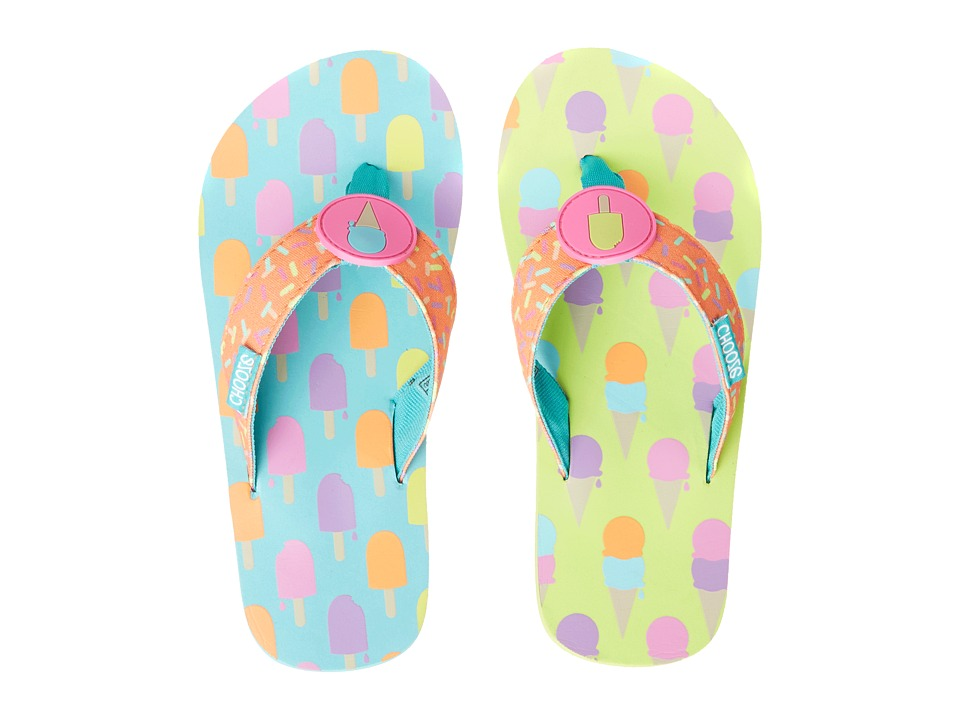 CHOOZE Chill Little Kid/Big Kid Crave Girls Shoes
