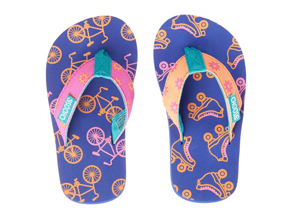 CHOOZE Chill Toddler/Little Kid Coast Girls Shoes