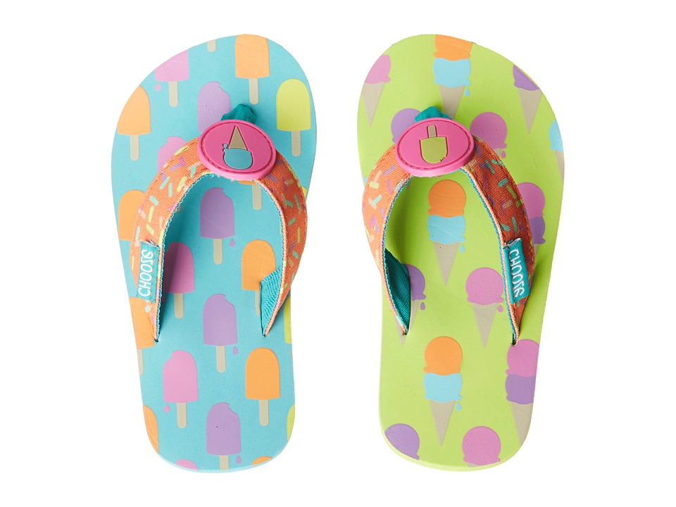 CHOOZE Chill Toddler/Little Kid Crave Girls Shoes