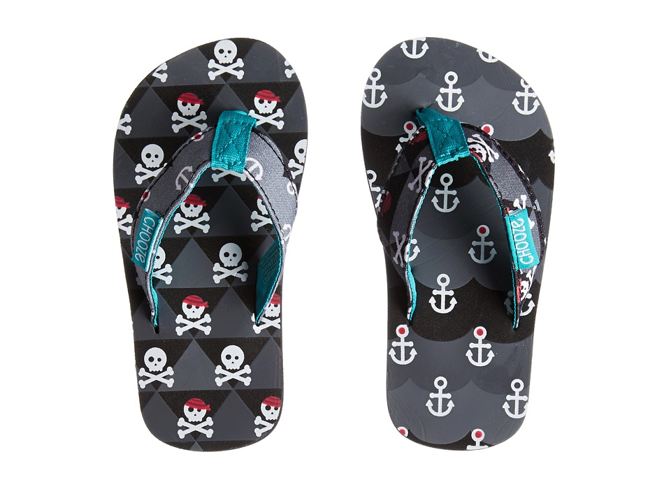 CHOOZE Chill Toddler/Little Kid Treasure Boys Shoes
