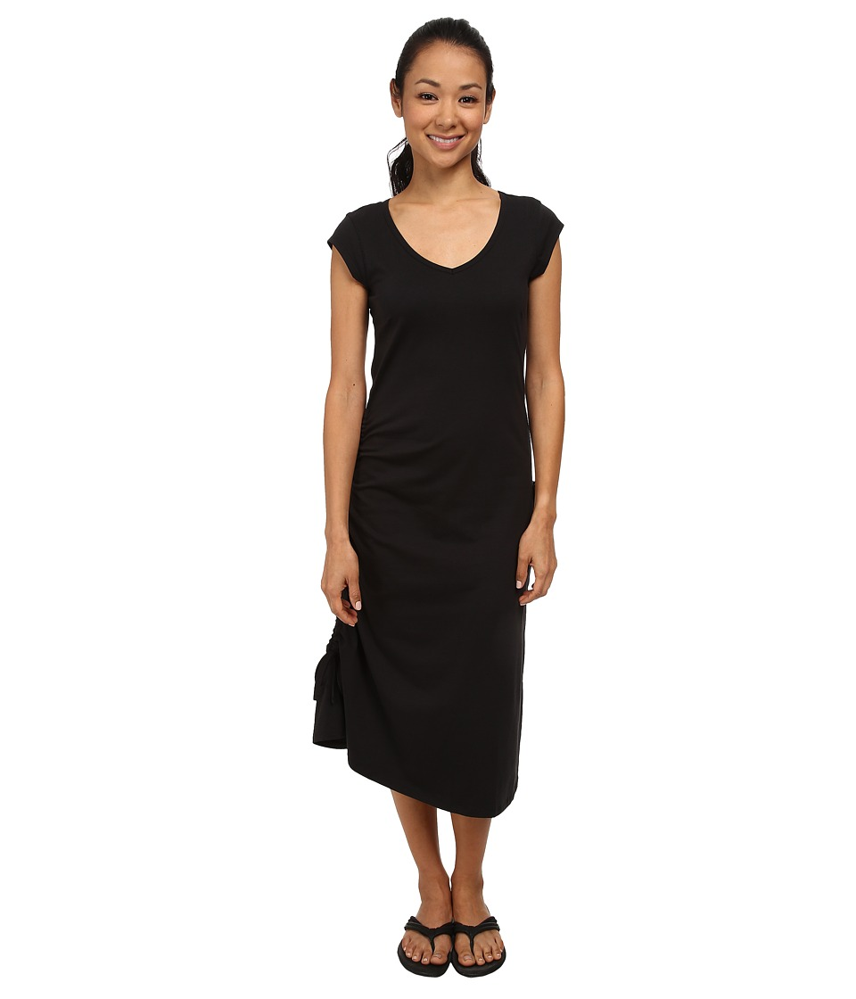 Toad&Co - Muse Dress (Black) Womens Dress