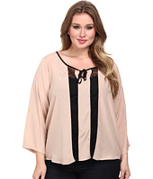 BB Dakota - Plus Size Anja Woven Tops
