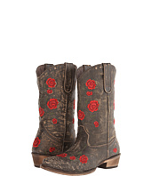 Roper - Brush Off Flower Embroidered Snip Toe Boot