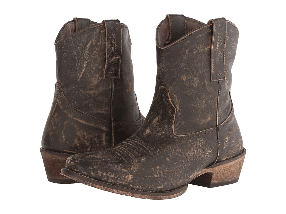 Roper - Dusty (Brown) Cowboy Boots