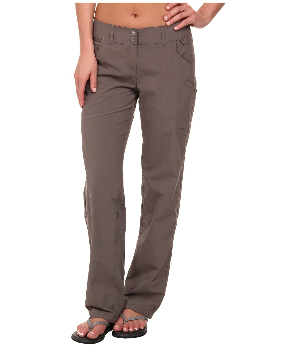ExOfficio Nomad Roll-up Pant (Slate) Women