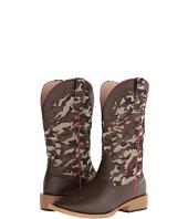 Roper - Shimmering Camo Square Toe Boot