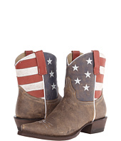 Roper - American Flag Ankle Boot Snip Toe