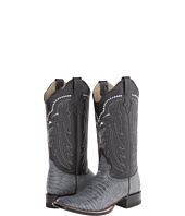 Roper - Embossed Teju Lizard Square Toe Boot