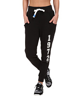 adidas Originals - Super Logo Essential Baggy French Terry Track Pant