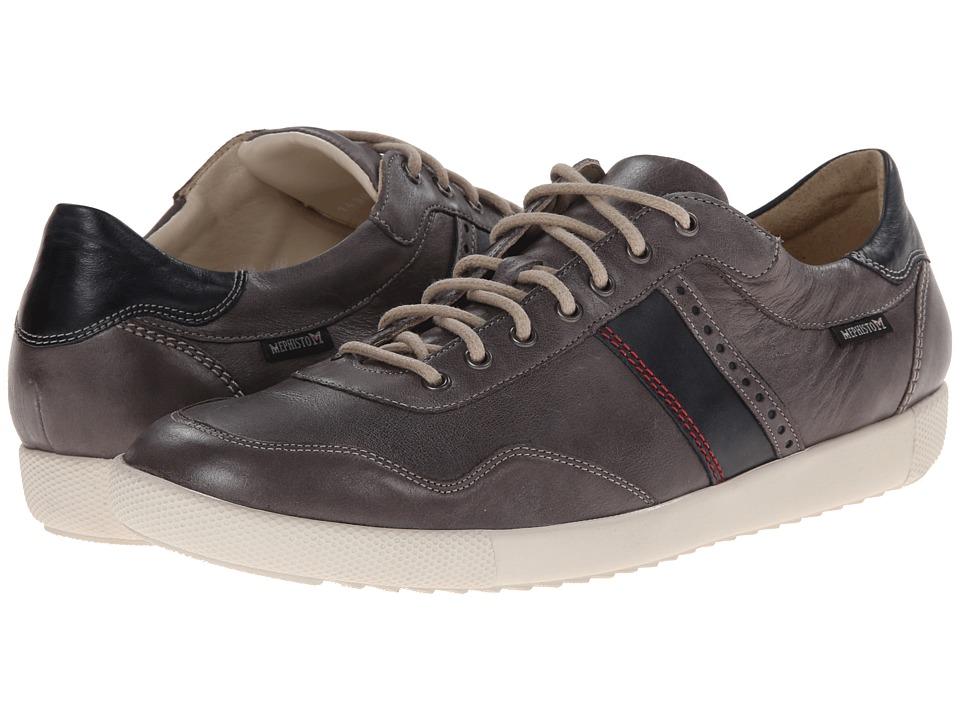 Mephisto - Urban (Dark Grey/Navy Steve) Mens Shoes