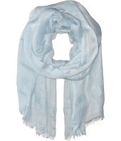 Love Quotes - Linen Lurex Eyelash Scarf