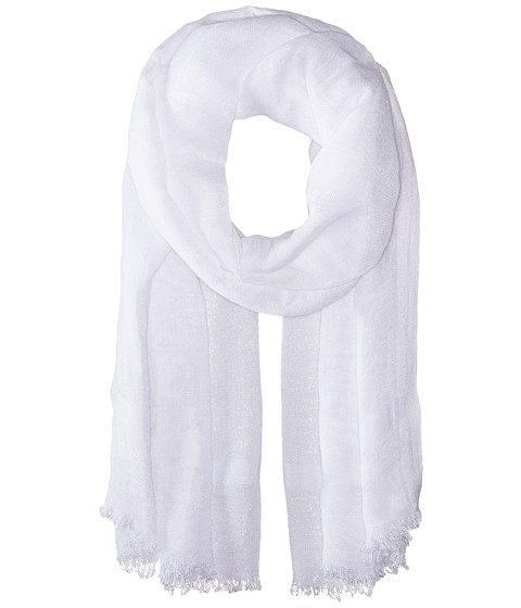 Love Quotes Linen Eyelash Scarf - Yoga