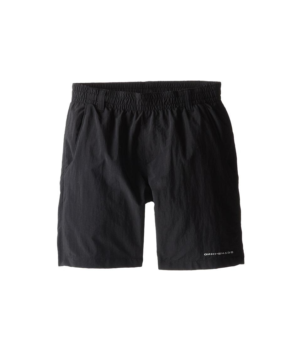 Columbia Kids - Backcasttm Short (Little Kids/Big Kids) (Black) Boys Shorts