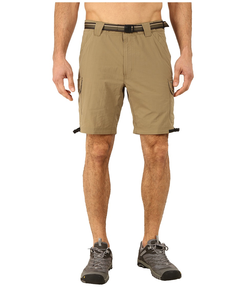 ExOfficio Amphi 8.5 Short Walnut Mens Shorts