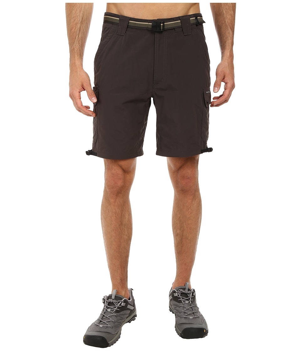 ExOfficio Amphi 8.5 Short Dark Charcoal Mens Shorts