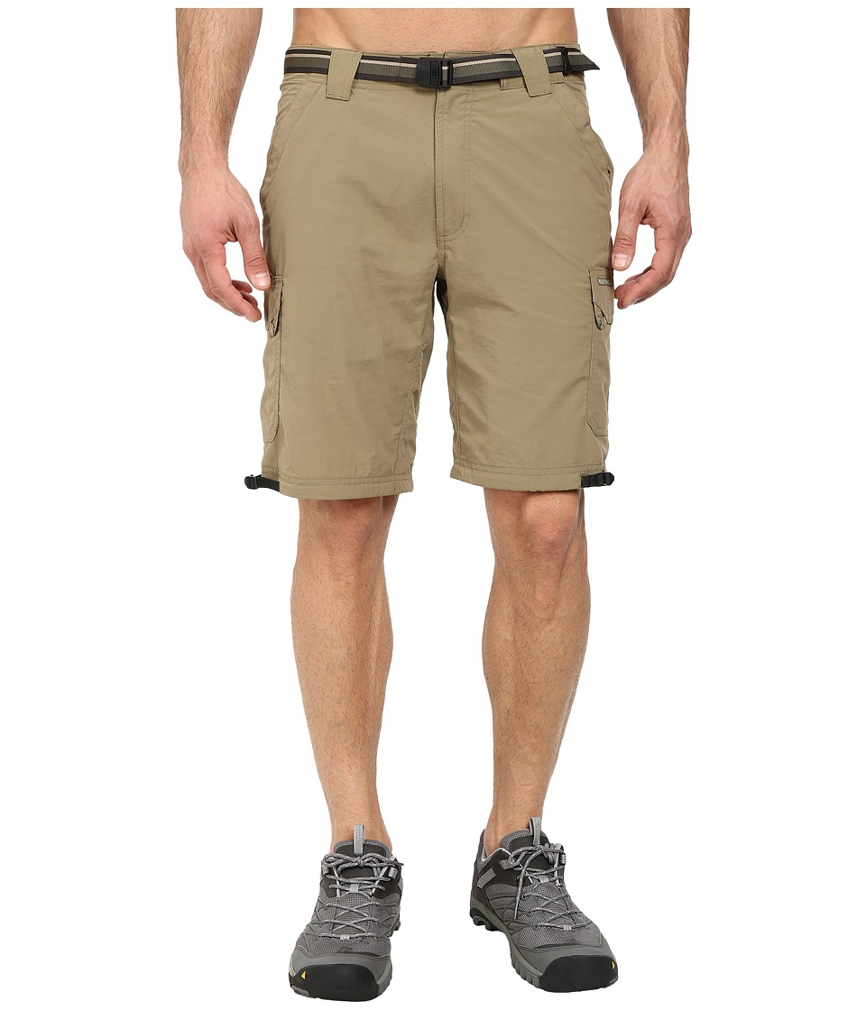 ExOfficio Amphi 10 Short Walnut Mens Shorts