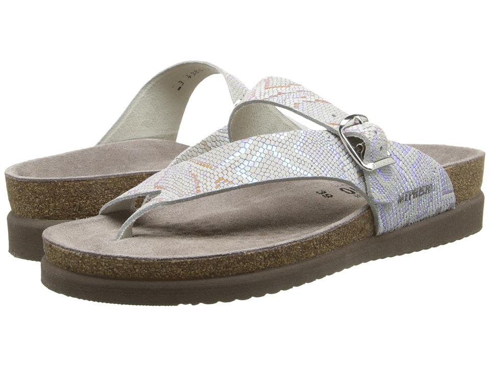 Mephisto Helen (Silver Nairobi) Sandals